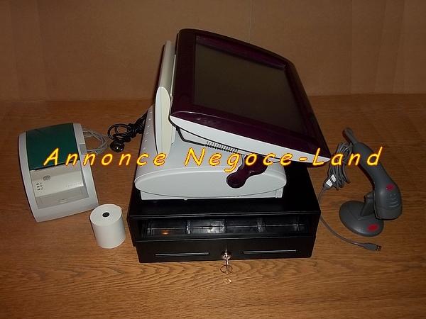 photo de Pack caisse enregistreuse Posligne Aures Odysee  (Annonce Negoce-Land)