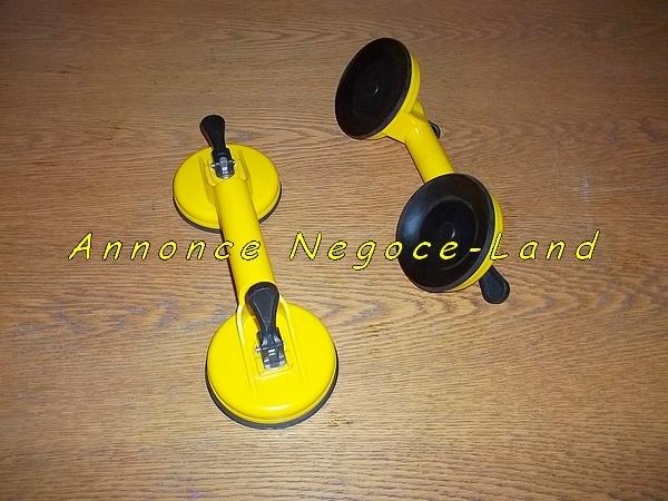 Image 2 Ventouses double Stanley [Petites annonces Negoce-Land.com]