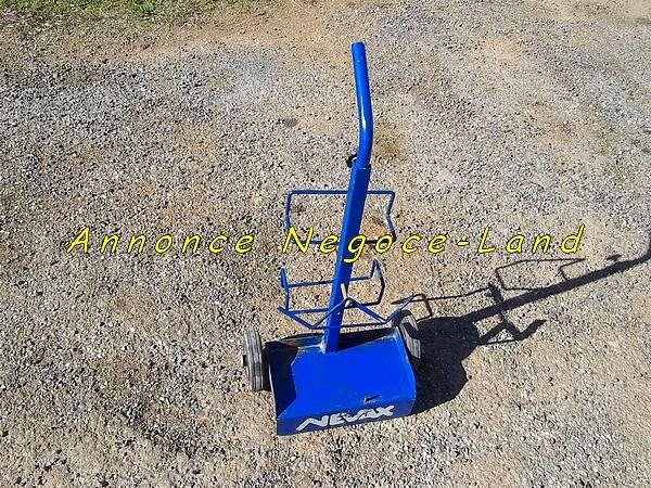 Image Chariot Porte-bouteilles Nevax pour Chalumeaux [Petites annonces Negoce-Land.com]