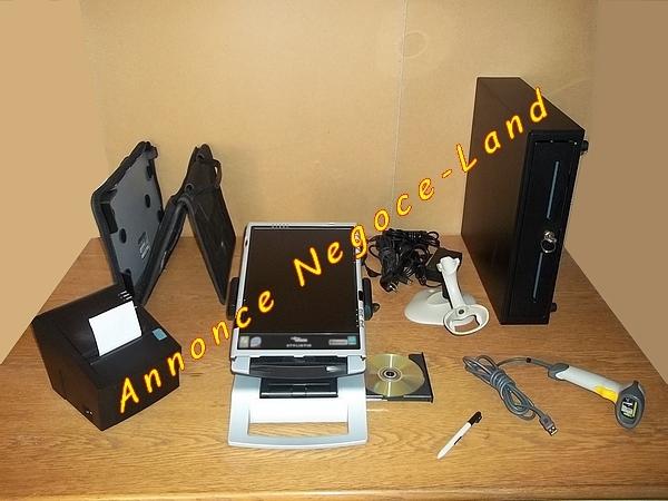 Image Caisse enregistreuse tactile TPV (détachable) [Petites annonces Negoce-Land.com]