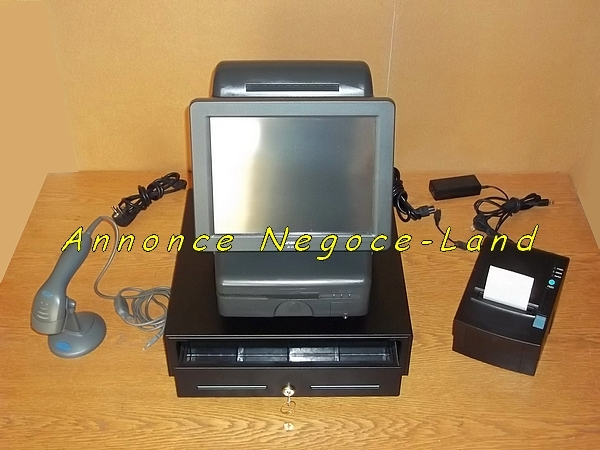 photo de Caisse enregistreuse Tactile TPV  (Annonce Negoce-Land)