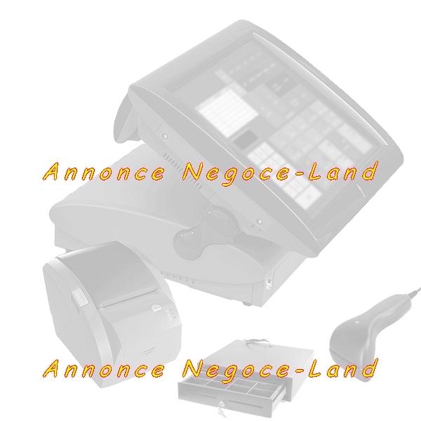 Image Ensemble caisse enregistreuse Tactile Posligne Odysee Aures [Petites annonces Negoce-Land.com]