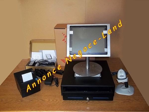 photo de Caisse enregistreuse tactile INEOS 600 TPV + Logiciel  (Annonce Negoce-Land)