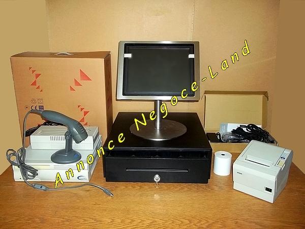 photo de Caisse enregistreuse tactile Digipos TPV + Logiciel  (Annonce Negoce-Land)