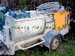 Image Machine à projeter l'enduit et crépi Thermique Putzmeister SP11 [Petites annonces Negoce-Land.com]