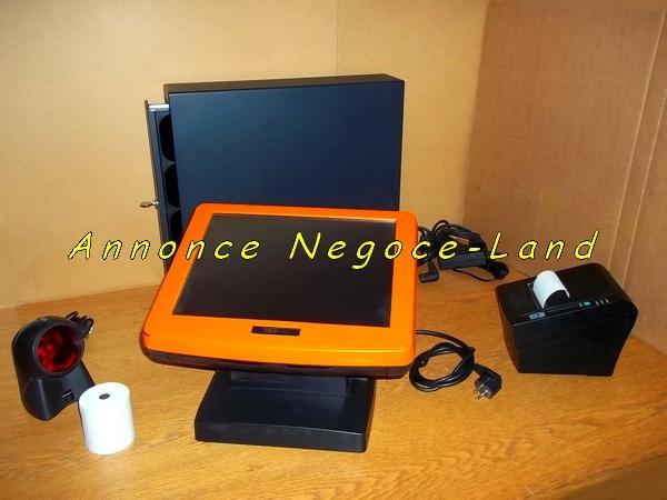 photo de Caisse enregistreuse tactile Posiflex TPV  (Annonce Negoce-Land)