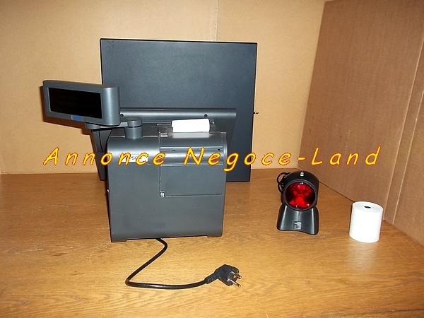 caisse enregistreuse tactile epson tpv compacte. Black Bedroom Furniture Sets. Home Design Ideas