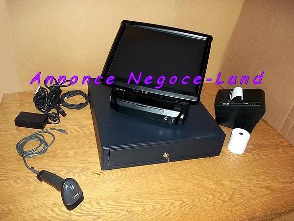 caisse enregistreuse tactile digipos tpv compacte negoce. Black Bedroom Furniture Sets. Home Design Ideas