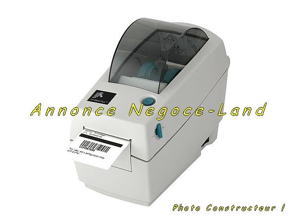 photo de Imprimante thermique Zebra LP2824 plus (étiquetage)  (Annonce Negoce-Land)