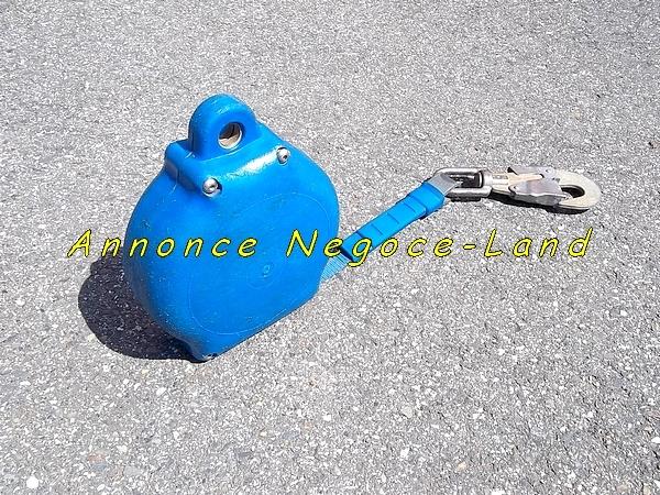 Antichute Tractel 5m Blocfor Stop Chute sécurité rappel automatique [Petites annonces Negoce-Land.com]