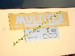 Image Taqueuse réglable de marque Multitex (FR) [Petites annonces Negoce-Land.com]