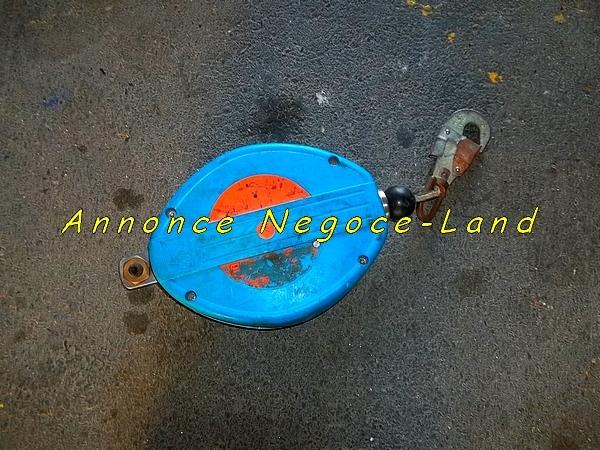 Antichute 10m blocfor Stop Chute sécurité rappel automatique [Petites annonces Negoce-Land.com]