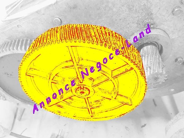 Image Roue dentée d'occasion de pignon pour monte charge Haemmerlin [Petites annonces Negoce-Land.com]