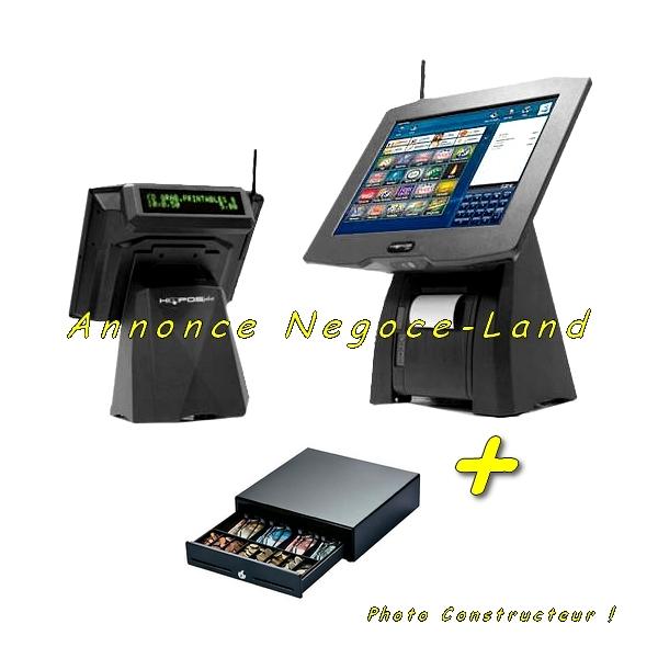 Image Pack HioPOS Plus - Caisse tactile + logiciel intégré TPV [Petites annonces Negoce-Land.com]
