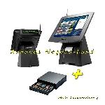 Pack HioPOS Plus - Caisse tactile + logiciel intégré TPV offre Caisses tactiles - TPV [Petites annonces Negoce-Land.com]