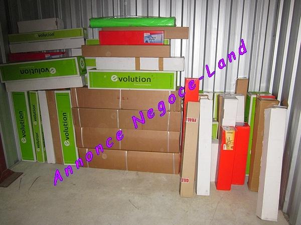 photo de Arrivage - Lot de rouleaux de papier Neuf (différentes dimensions)  (Annonce Negoce-Land)