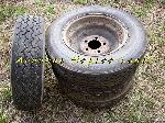 4 Gentes avec pneus 185R15 C offre Pièces détachées [Petites annonces Negoce-Land.com]