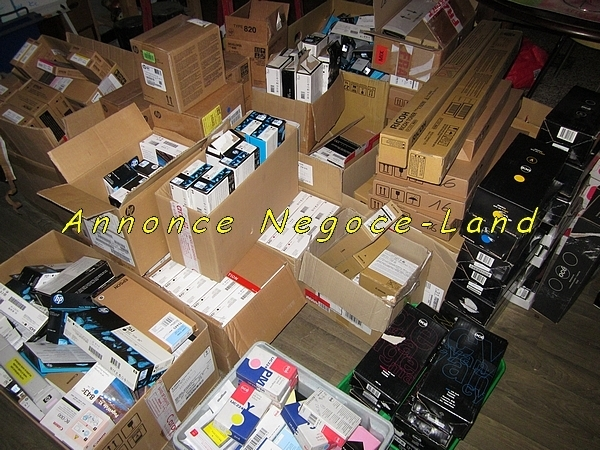 Image Arrivage lot de consommables Ricoh (neuf d'origine) [Petites annonces Negoce-Land.com]