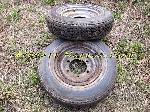 2 Jantes avec pneus Michelin 205-15 X offre Pièces détachées [Petites annonces Negoce-Land.com]