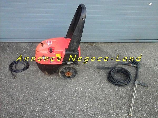 Nettoyeur haute pression mobile w rth 130wh negoce land com for Fonctionnement nettoyeur haute pression