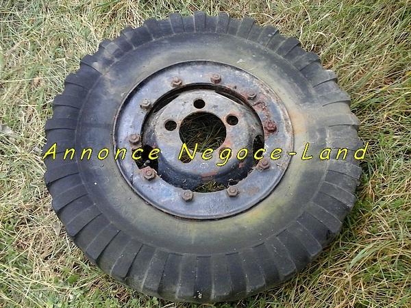 Picture Jante avec pneu 9.00/16 Tractor M&S [Petites annonces Negoce-Land.com]