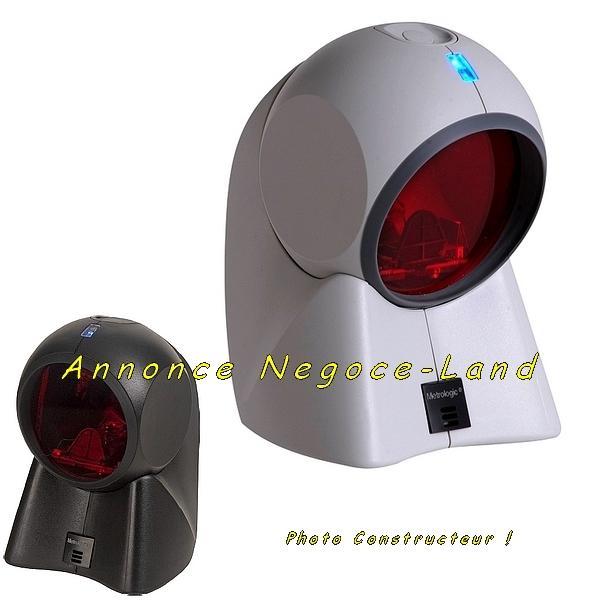 photo de Scanner laser lecteur code barre Metrologic Orbit MS7120  (Annonce Negoce-Land)