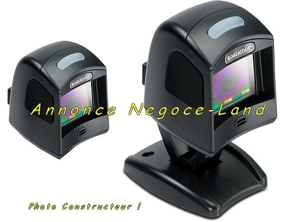 photo de Scanner laser lecteur code barre Datalogic Magellan 1000i  (Annonce Negoce-Land)