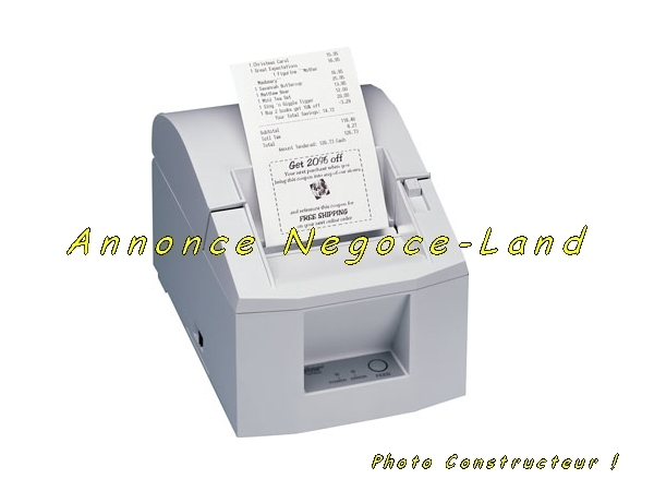 photo de Imprimante Star pour ticket thermique 80mm  (Annonce Negoce-Land)