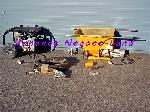Image Projeteuse Wagner Enduit & Gouttelette + Compresseur [Petites annonces Negoce-Land.com]