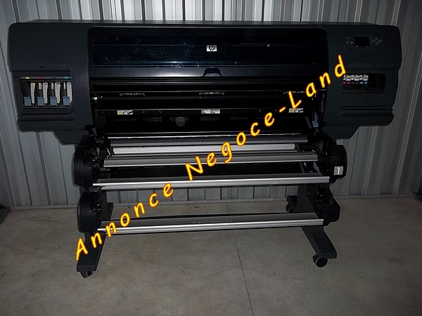 Image Imprimante grand format HP Designjet 4500MFP Q1276A traceur de plans A0 42'' [Petites annonces Negoce-Land.com]