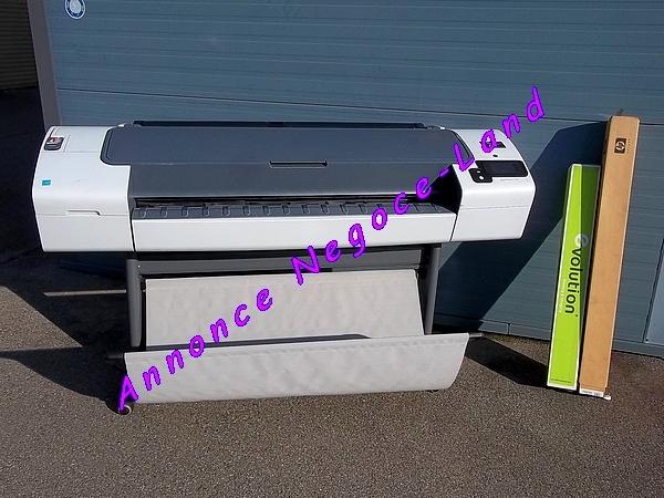 Traceur de plans HP Designjet T790 A0 Couleur  [Petites annonces Negoce-Land.com]