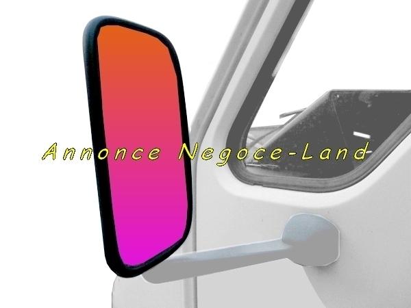 Image Rétroviseur miroir glace Renault Master B80 T35 B120 B128 [Petites annonces Negoce-Land.com]