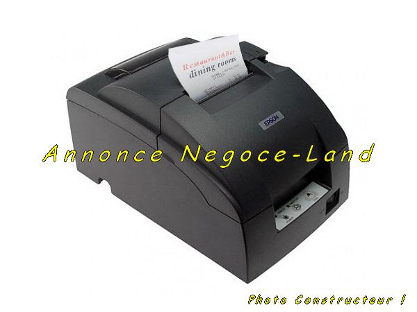 Image Imprimante Epson TM-U220D Matricielle pour Système de caisse enregistreuse [Petites annonces Negoce-Land.com]