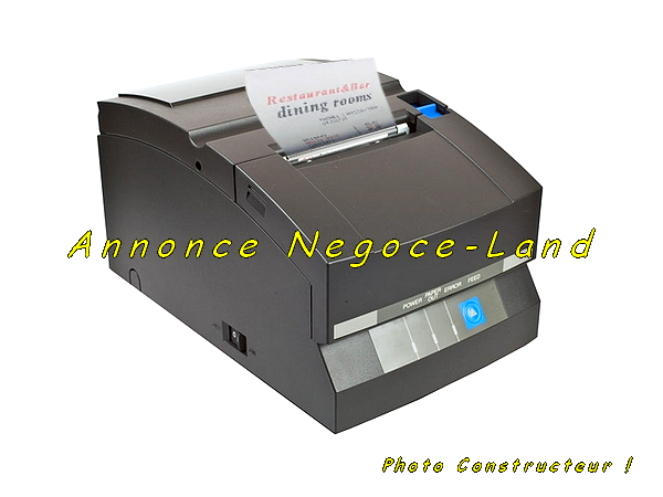 Image Imprimante matricielle Citizen CD-S501S Dot Matrix (Bicolore) [Petites annonces Negoce-Land.com]