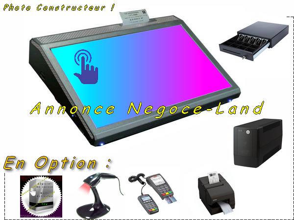 Image Caisse enregistreuse tactile TM-1528 TPV (Compacte) [Petites annonces Negoce-Land.com]
