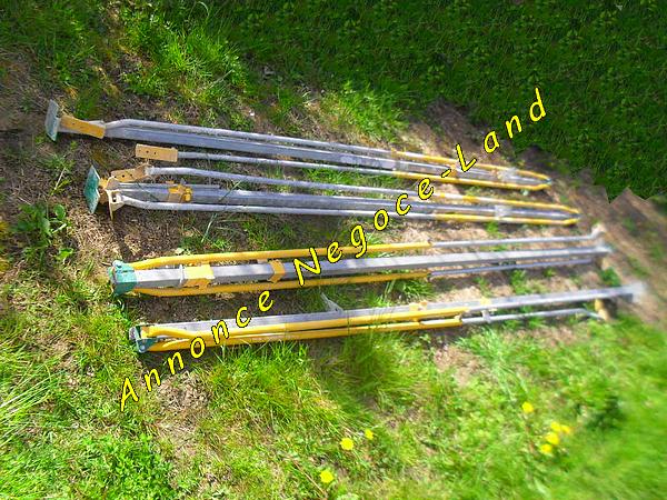 Image (2 x Poteau d'angle Macc) POTOMAC [Petites annonces Negoce-Land.com]