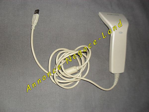 photo de Douchette code barre Dacomex slim USB   (Annonce Negoce-Land)