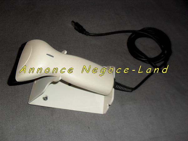 photo de Lecteur code barre Dacomex CCD-1500 USB   (Annonce Negoce-Land)