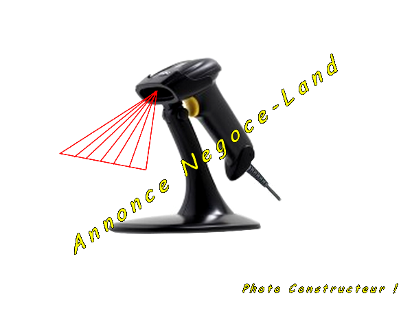 Image Douchette Oxhoo BC616 scanner code barre USB [Petites annonces Negoce-Land.com]