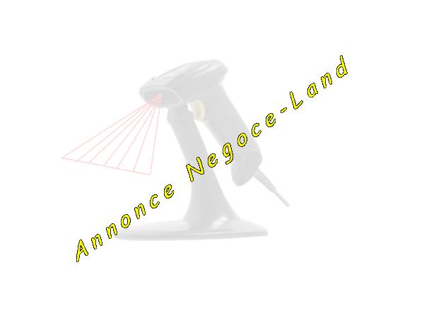 photo de Douchette Aures scanner code barre USB  (Annonce Negoce-Land)