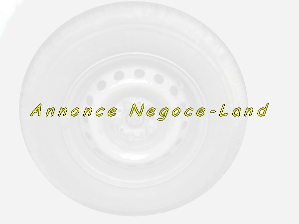 Image Jante avec pneu Michelin 185/75R 16C XCA [Petites annonces Negoce-Land.com]