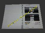 Image Documentation techniques notice de caisse KAPSEO [Petites annonces Negoce-Land.com]