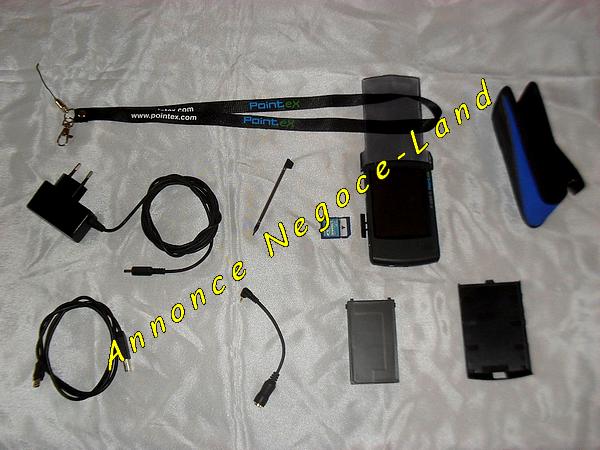 Image POCKET PC Pointex X-350 pour Système de caisse en Wifi [Petites annonces Negoce-Land.com]