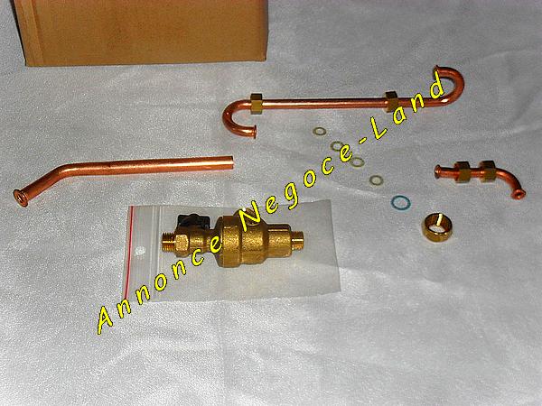 Image Disconnecteur avec robinet, tubes et accessoires (87167614140) [Petites annonces Negoce-Land.com]