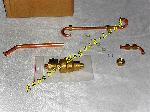 Disconnecteur avec robinet, tubes et accessoires (87167614140) offre Bricolage - Divers [Petites annonces Negoce-Land.com]
