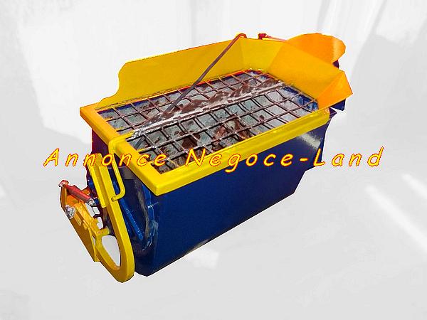 Image Malaxeur Euromair Ideal de Projeteuse Compact Pro Europro [Petites annonces Negoce-Land.com]