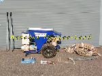 Machine à projeter Euromair Europro Compact-Pro 15 (enduit/mortier) offre Matériel - Outillage [Petites annonces Negoce-Land.com]