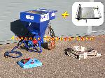 Machine à projeter EUROPRO 8P + Vide Sac offre Matériel - Outillage [Petites annonces Negoce-Land.com]