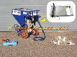 Machine à projeter EUROPRO 8P + Vide Sac [Petites annonces Negoce-Land.com]