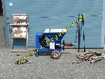 Machine à projeter Volumair MPV140 (Enduit de finition & Gouttelette) [Petites annonces Negoce-Land.com]